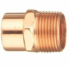 """3/4"""" Copper Male Adapter C X M Adapter Elkhart #10030330 - Pack of 25"""