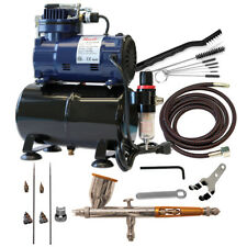Tg-300R Airbrush & Compressor System (Advanced Level)