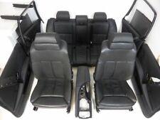 BMW 5er E61 Touring Komfort Ledersitzausstattung Memory SHZ BELÜFTET schwarz