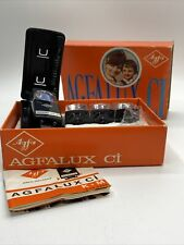 Agfalux CI Kolbenblitzgerät mit OVP #13