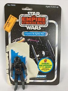 Star Wars The Empire Strikes Back Imperial Tie Fighter Pilot  With Card