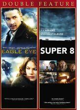 Super 8 / Eagle Eye [New DVD] 2 Pack, Widescreen