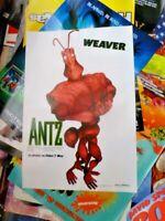 ANTZ MOVIE POSTER 1 SHEET AUST EDITION WEAVER