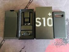 Samsung Galaxy S10+ Dual SIM 128GB Black , OPEN BOX , used 3 days