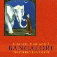 Charlie Mariano Feat Ramamani - Banga... - Charlie Mariano Feat Ramamani CD 4LVG
