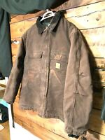 Carhartt Mens Jacket Size Extra Large Has Some Light Spots
