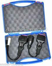 Adapter Set + Koffer VW LT VW 2x2 für VCDS Ross-Tech Diagnosesysteme OBD2 Kabel
