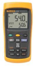 FLUKE 54-2B Dual Input Digital Thermometer F54-IIB ,2 Input  !!NEW!!
