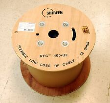 Low Loss 400UF 1000' foot Spool reel RFC400UF LMR-400UF LMR400UF ultraflex cable