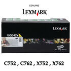 15G042Y - Lexmark - Toner cartridge-1Yellow -15000pg c752 - 762 printer original