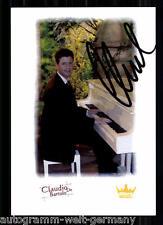 Claudio de Bartolo mío top ak original firmado +14498 + 30606
