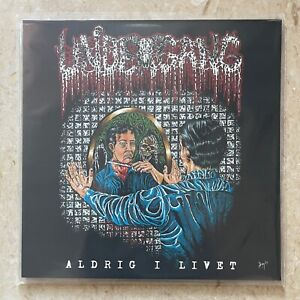 UNDERGANG Aldrig I Livet LP BLACK VINYL