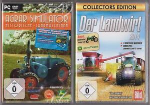 Der Landwirt 2014 Collectors + Agrar Simulator Historische Landmaschinen PC