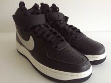NIKE AIR FORCE 1 HI HIGH RETRO QS BLACK-SUMMIT WHITE SZ 5=WMNS.6.5 [743546-007]