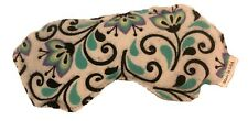 Lily Flower Eye Pad Hot / Cold You Pick A Scent Microwave Heating Pad Reusable