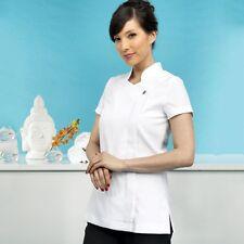 Blossom Beauty Tunic Salon Spa Uniform Nail Massage Therapist Dentist Nurse New