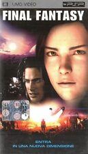 Final Fantasy (2001) UMD Video