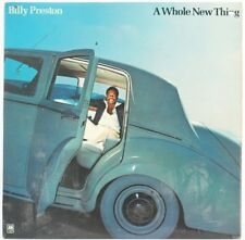 Billy Preston, A Whole New Thing  Vinyl Record/LP *USED*