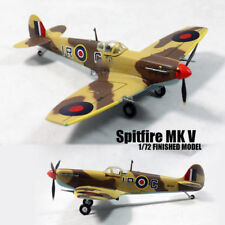 WWII Spitfire MK V1/72 aircraft finished plane Easy model non diecast