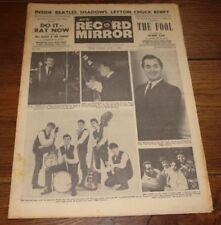 June Record Mirror Music, Dance & Theatre Magazines in English