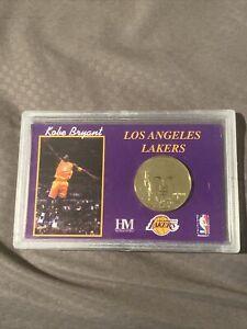 Kobe Bryant Highland Mint 2001 Limited Edition SE 226 Coin