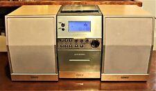 Philips MC-30/37 Micro System CD/Cassette/AM-FM Radio Audio System