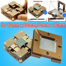 Universal 80mm & 90mm BGA Reballing Solder Rework Station  Diagonal BGA Jig Reba