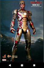 Hot Toys 1/6 Marvel Iron Man Die-Cast Mk42 Figure Mark XLII Ironman