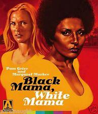BLACK MAMA, WHITE MAMA - DVD DISC ONLY - PAM GRIER - SID HAIG - ARROW