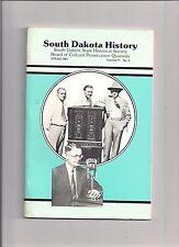 South Dakota History Spring 1981 Radio in the 1920's Mattie Gibson Welch