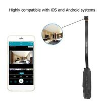 Wireless Hidden Mini IP Camera Video Audio Recorder Monitor with WIFI Antenna