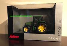 Schuco échelle 1:32 John Deere 6400 Tracteur (scellé)