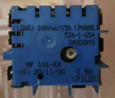 Original Westinghouse Freestyle PAJ144 MP 101-EA Hotplate Switch