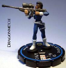 Heroclix clobberin time #005 S.H.I.E.L.D. Sniper-azul
