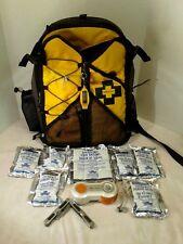 Emergency Life+Gear Backpack