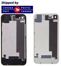 Back glass Cover for iPhone 4 / 4S rear door panel OEM iPhone 4 4S battery door