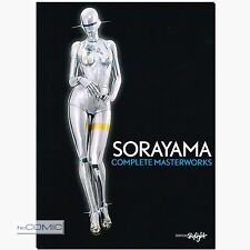 Sorayama Complete Masterworks Gesamtausgabe JAPAN Pin Up EROTIK ARTBOOK COMIC