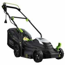 American Lawn Mower 14- Inch Corded Electric Mower Black