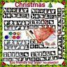 CHRISTMAS GLITTER TATTOO KIT 120
