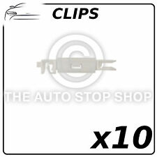 Clips Windscreen Citroen C2/Peugeot 407  Pack of 10  Part Number: 10909