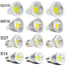 9W 12W 15W GU10 MR16 E14 E27 LED COB Lampe Strahler Spot Reflektor Leuchtmittel