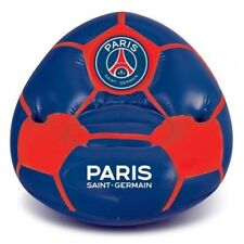 Paris Saint Germain Football Club Inflatable Chair With Drinks Holder UK PP