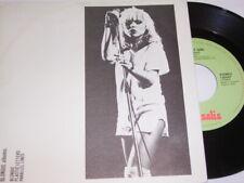 "7"" - Blondie Sunday Girl - en francais + english Version - 1978 # 2100"