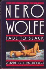 B000Tb0Z14 Fade To Black A Nero Wolfe Mystery.