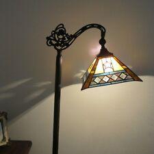 Chloe Lighting Tiffany Style 1 Lt Reading Floor Lamp CH38847PM11-RF1
