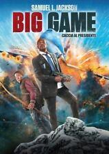 BIG GAME - CACCIA AL PRESIDENTE  DVD AZIONE