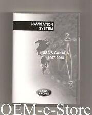 2007 2008 2009 2010 2011 Land Rover LR2 SE HSE Navigation DVD WEST Coast U.S Map