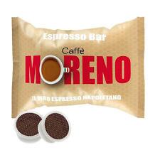 100 CAPSULE CAFFE' MORENO MISCELA ESPRESSO BAR ESPRESSO POINT OR