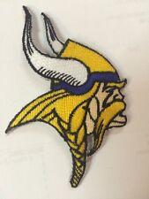 "Minnesota Vikings - NfL- Crest/Logo Patch  2""x3"" Inch sew on/iron On"