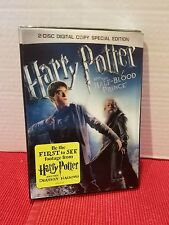 UNOPENED Harry Potter and the Half-Blood Prince (DVD,2-Disc Set)